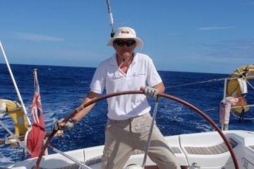 az óceáni kihívások kapitánya