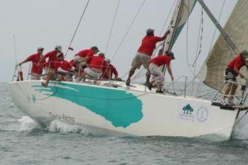 a nyertes óceáni versenyző